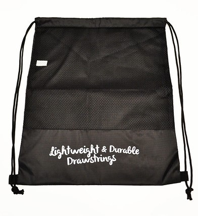 Lightweight and Durable Drawstring Bag